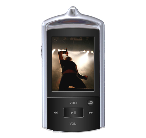 Xias MP3 player