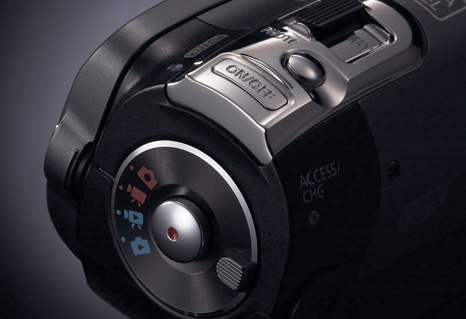 Flash memory camcorders
