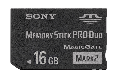 Sony 16GB Memory Stick