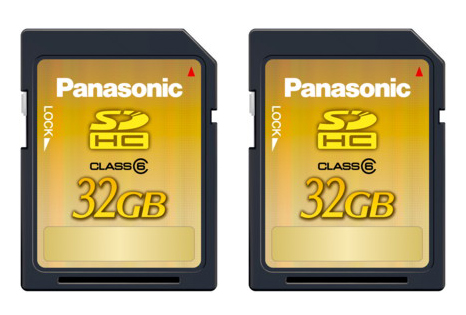 Panasonic SDHC 32GB