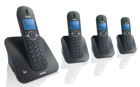 Philips cordless phone