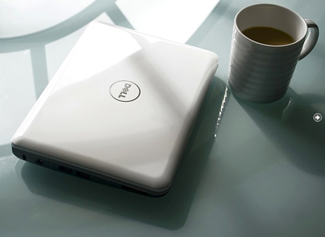 Dell Mini laptop