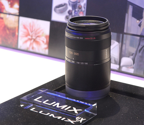 Panasonic Lumix lenses