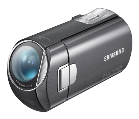 Samsung digital camcorders
