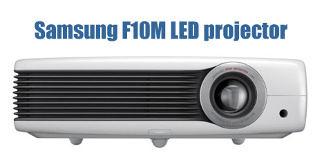 Samsung LED projector