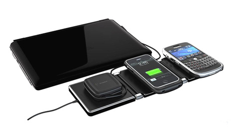 Powermat wireless chargers