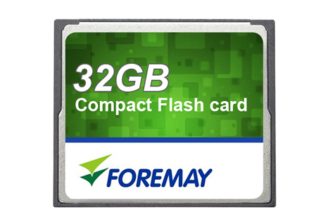 Foremay 128GB Compact Flash
