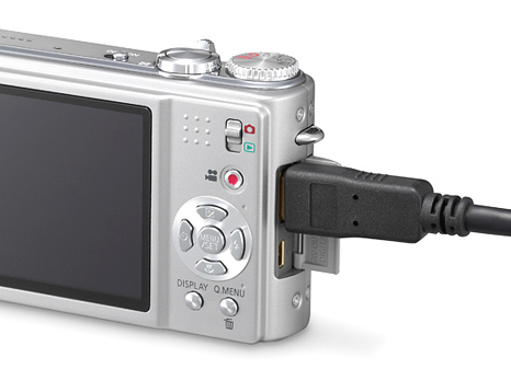 Panasonic Lumix DMC-ZR3