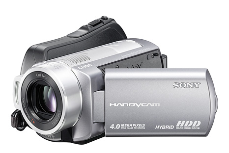 Hard disk camcorders